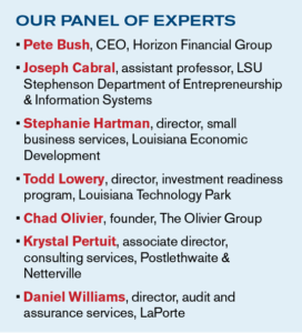 Small business experts