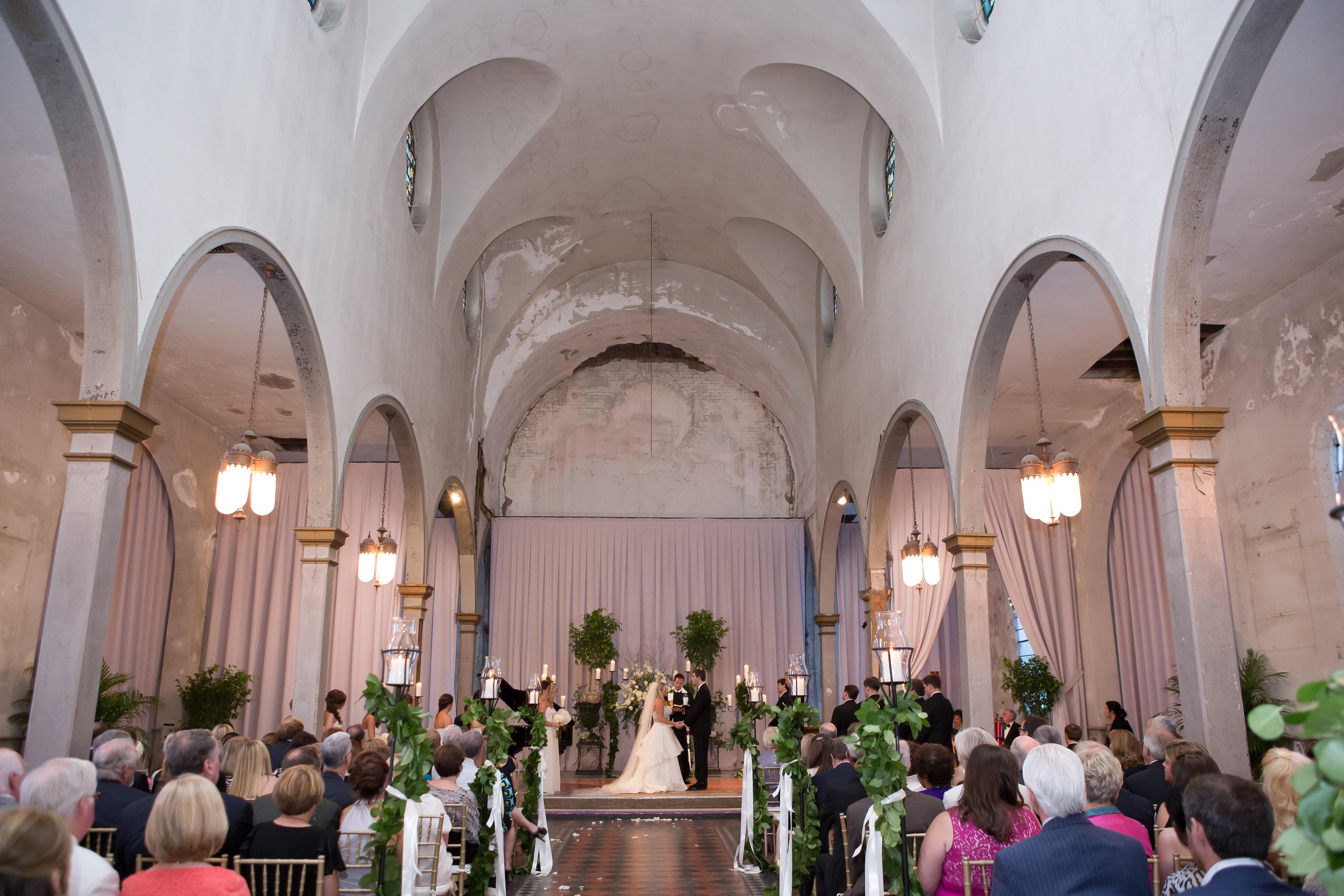 Ceremony Location: Marigny Opera House