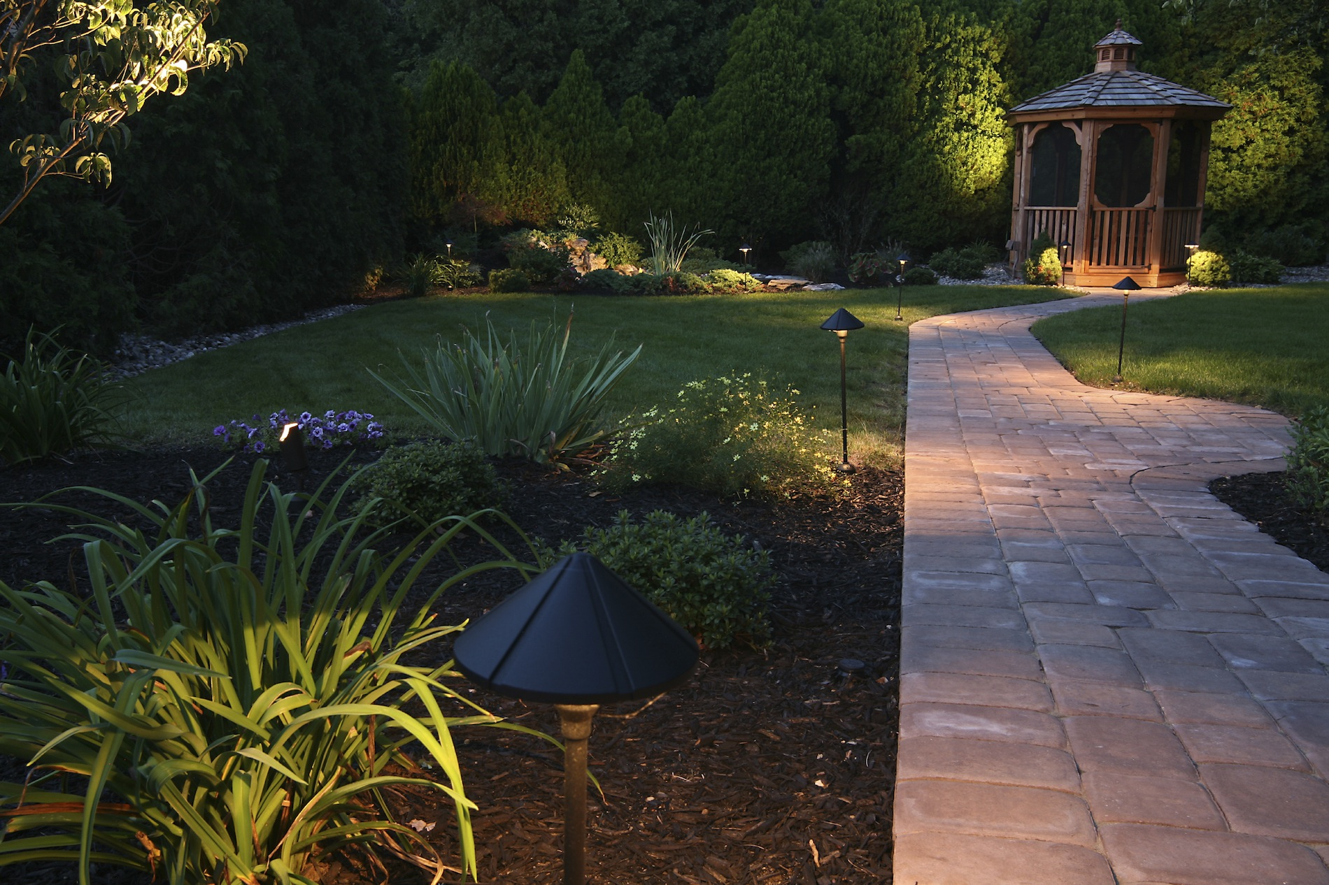 A Quick Guide To Outdoor Lighting