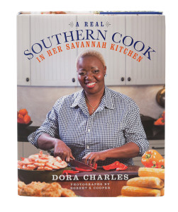 Bookshelf-A real Southern cook
