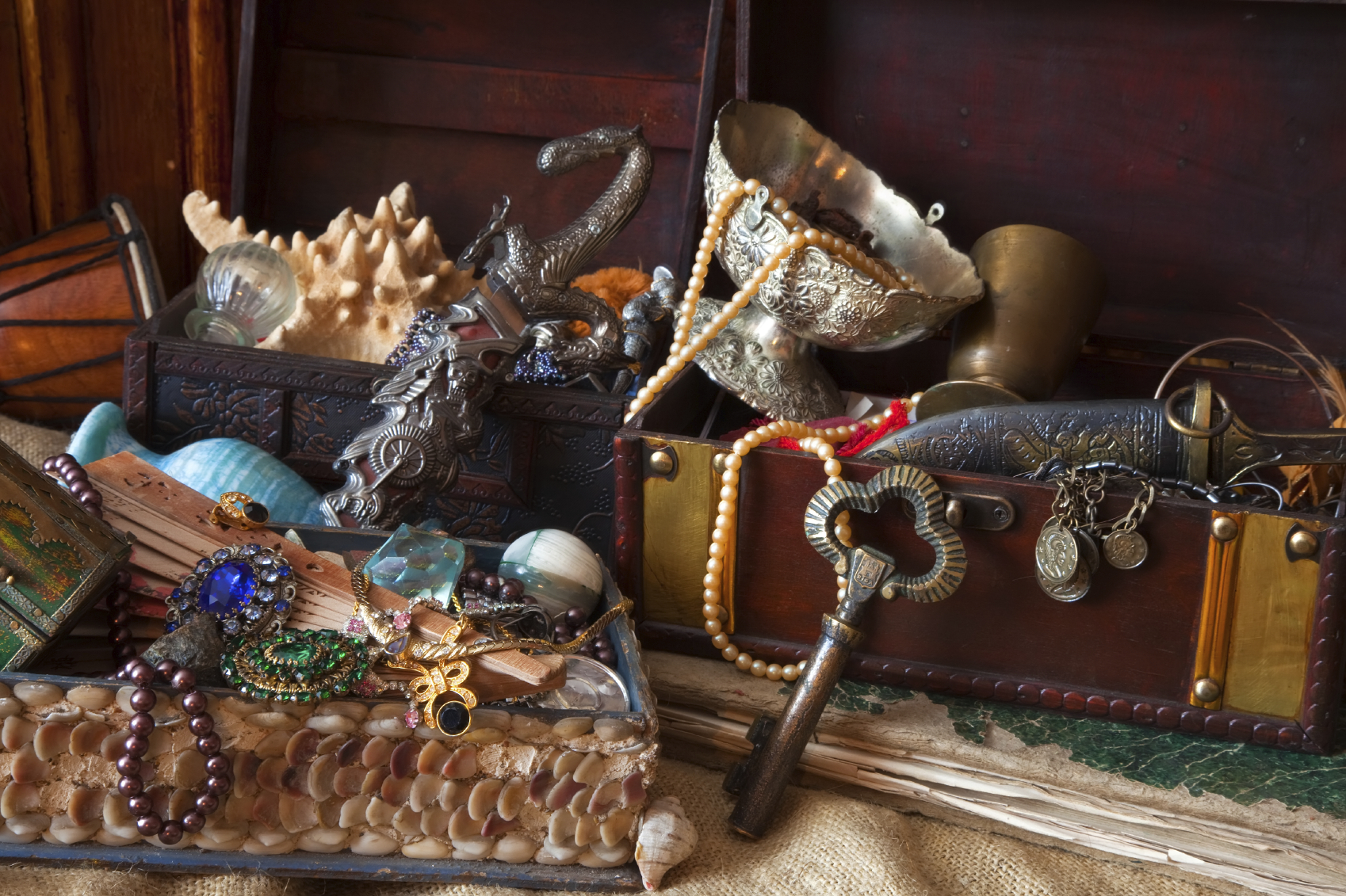 Attic Treasures & Collectibles returns to Main Library