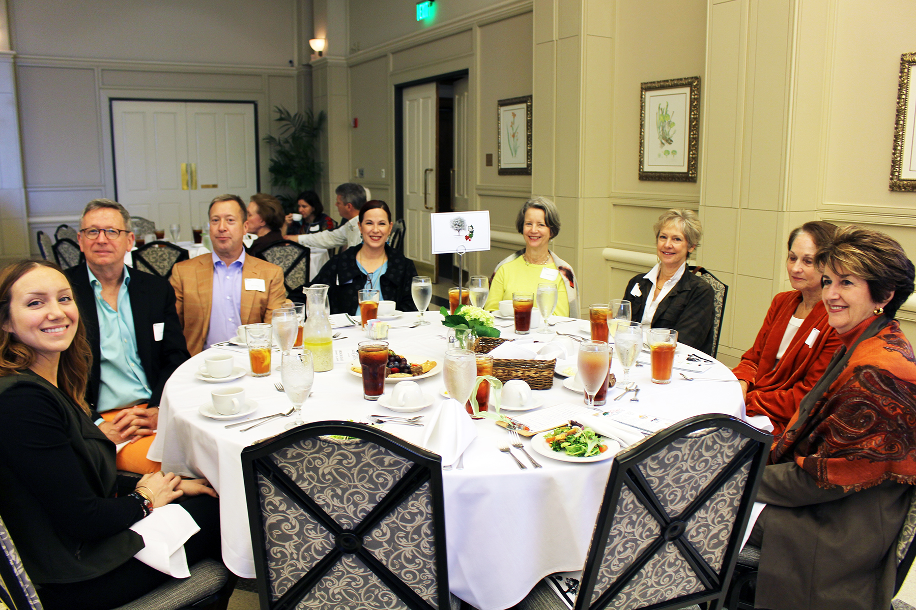 Baton Rouge Green S Arbor Day Luncheon Inregister