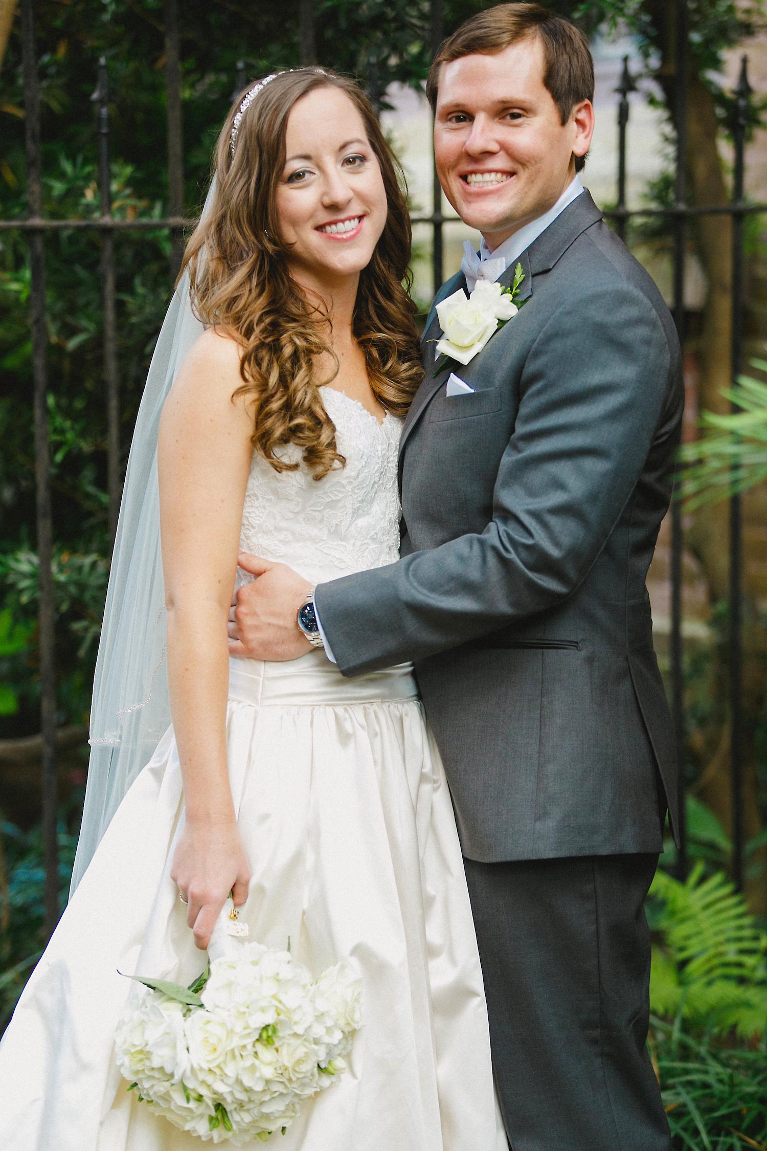 Signature Wedding Erica Martin And Michael Brown Inregister