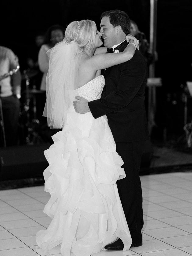 signature wedding  claire drake and stephens mcvea