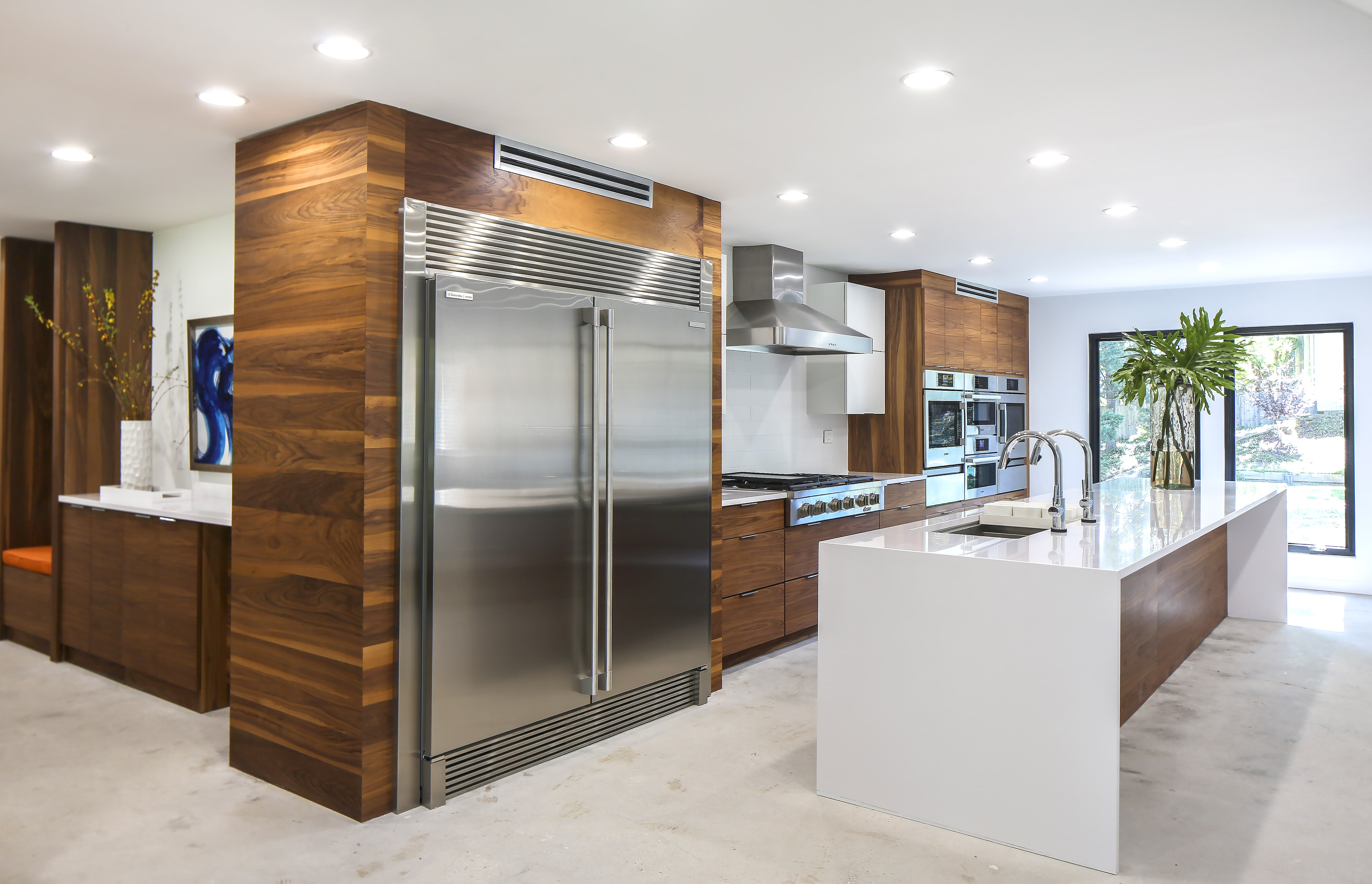 Designer Tip Angela Poirrier On Modernizing Dated Spaces