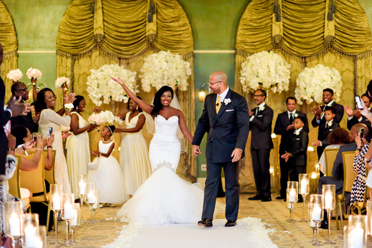 Signature Wedding: Kiara Muse and Rani Whitfield - inRegister