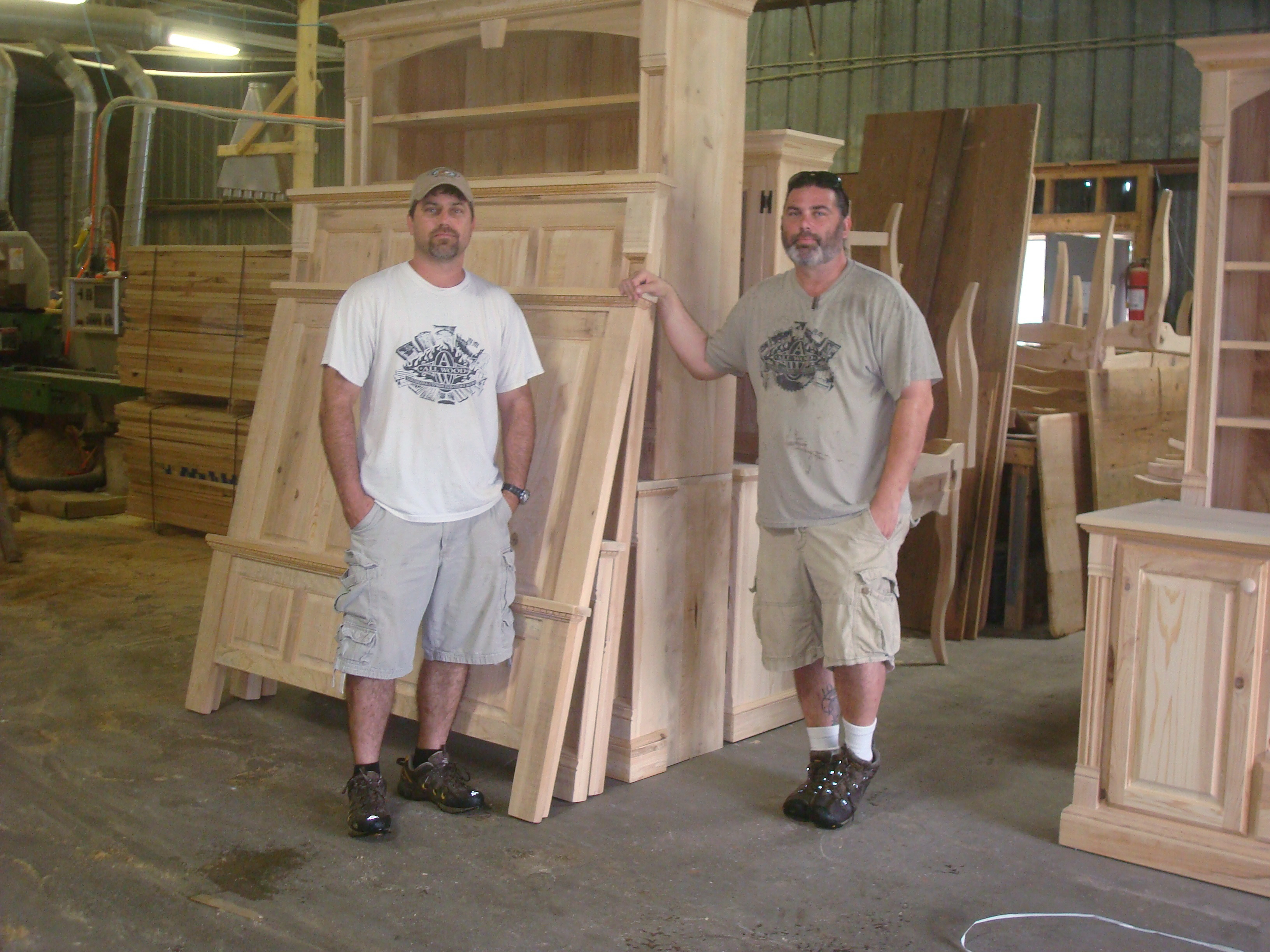 10 Questions With All Wood Furniture Co Owner Doug Duhon