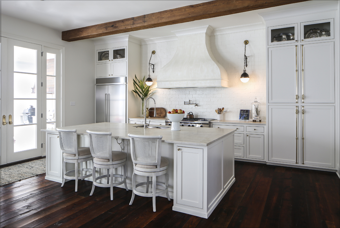 Elements Of Style In A Willow Grove Home Inregister