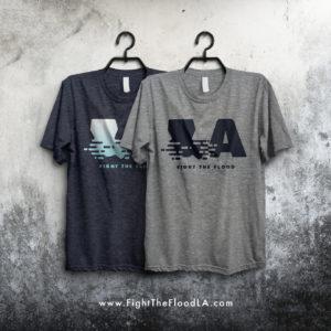 Fight the Flood $28, fightthefloodla.com