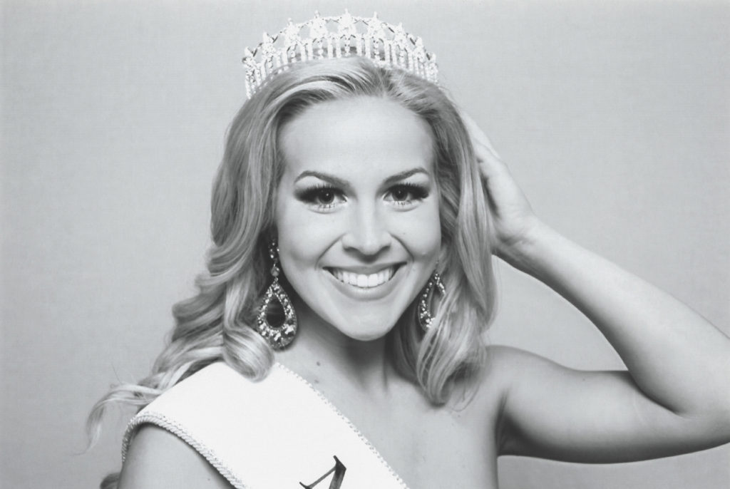 Hebert's title of Miss LSU has allowed her to promote healthy living to the masses.
