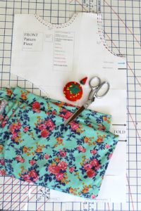 Seamingly Smitten's patterns are sent to buyers via email as PDF files, so they need only print them and start sewing right away. Multiple sizes are included for each pattern. Photo courtesy of Seamingly Smitten