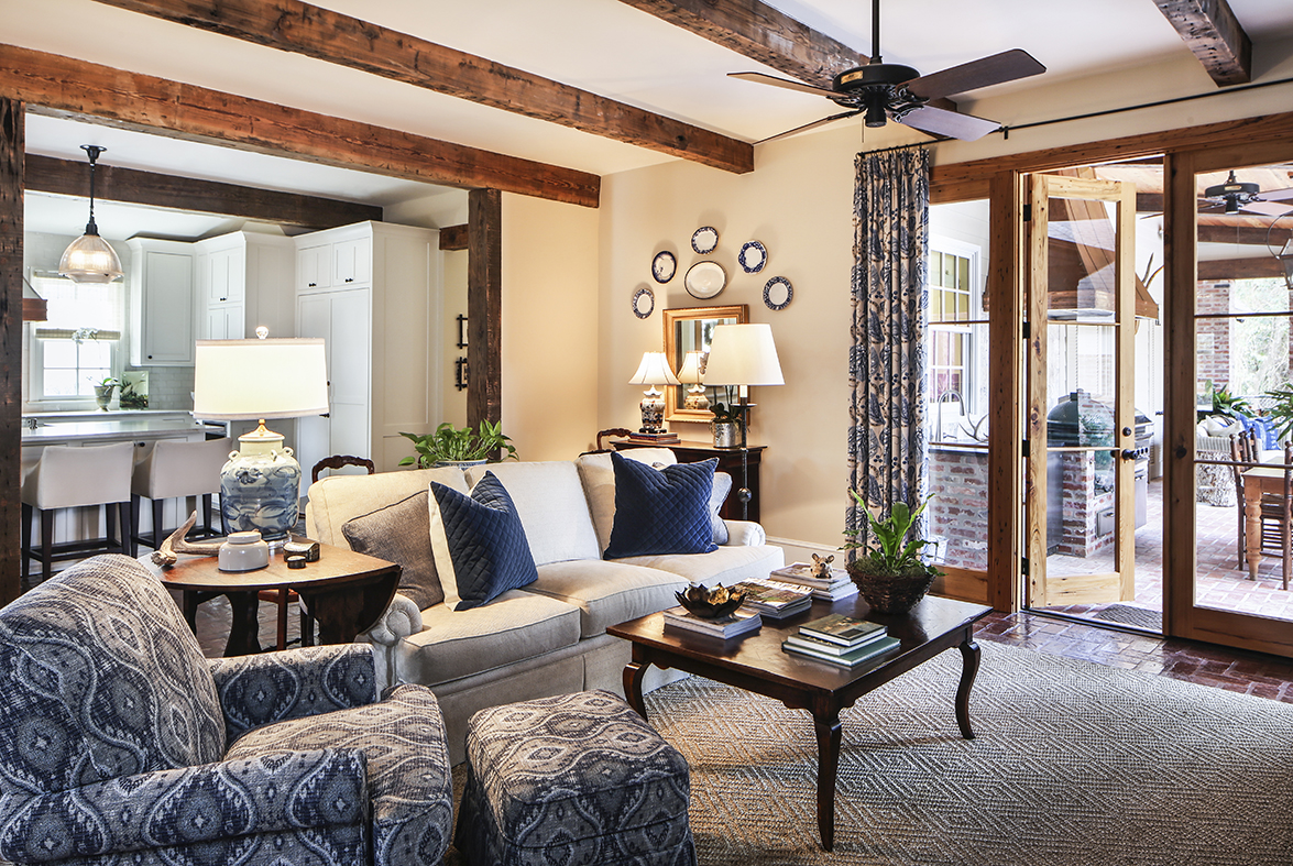 Southern Comfort The Strohschein Home Is Filled With Louisiana Design Elements Inregister