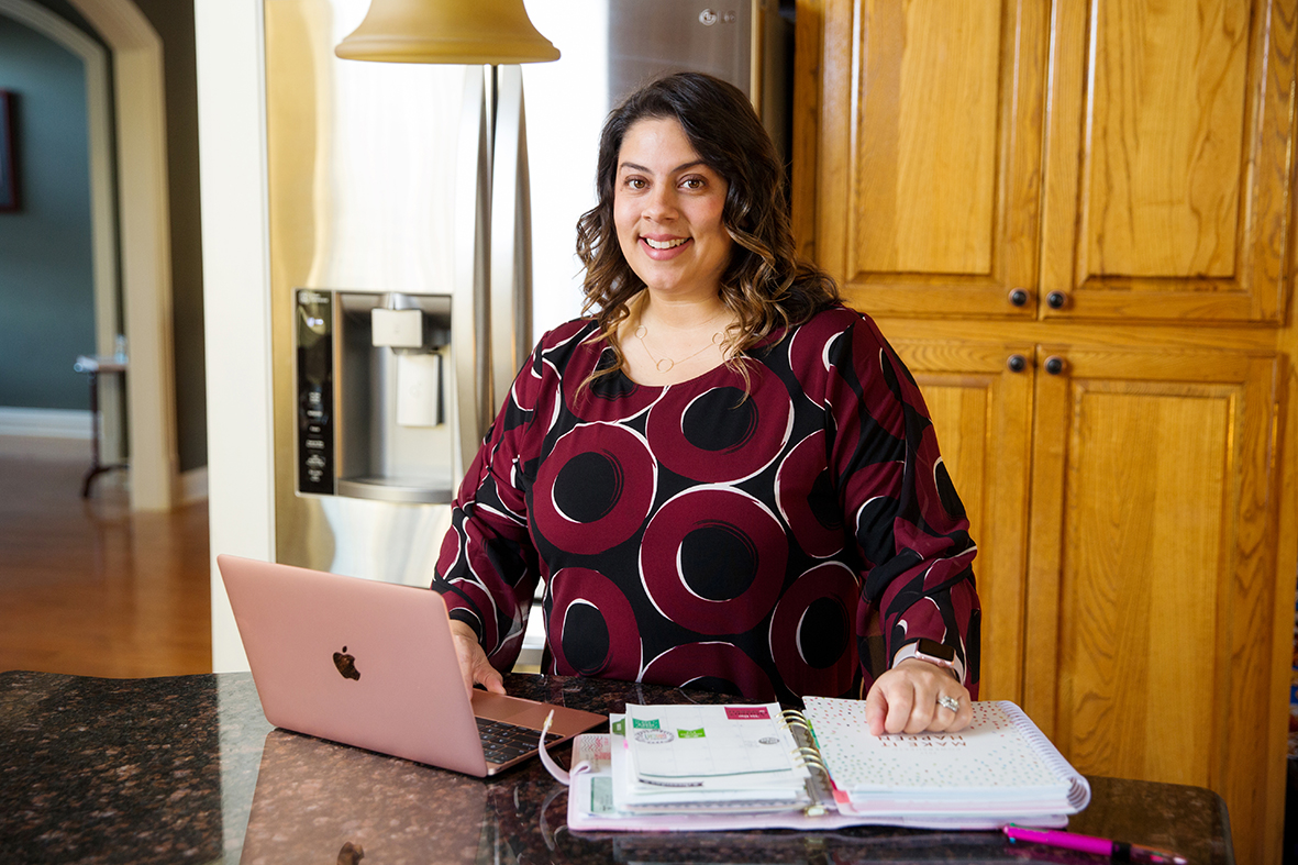 Even while juggling her roles managing The Homeschool Lounge, creating content for Social Savvy Mom, and connecting local parents on Baton Rouge Moms, Davis is determined to keep her primary focus on being present for her own family.