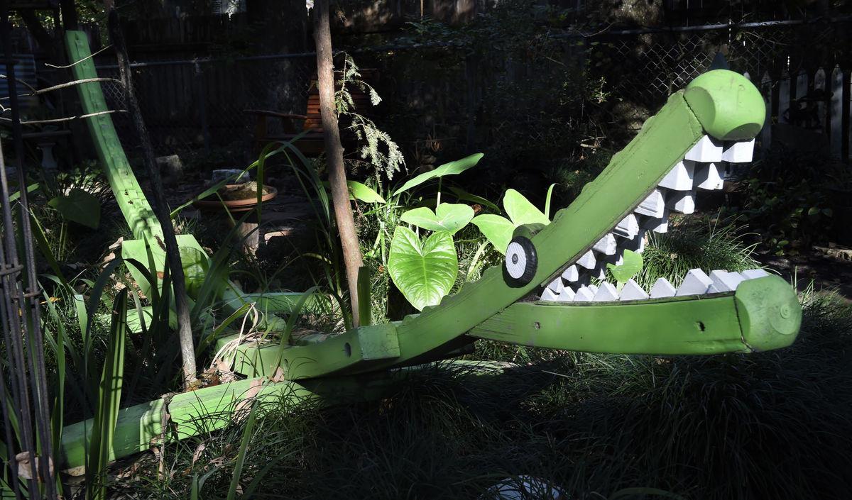 Hilltop Arboretum Garden Tour