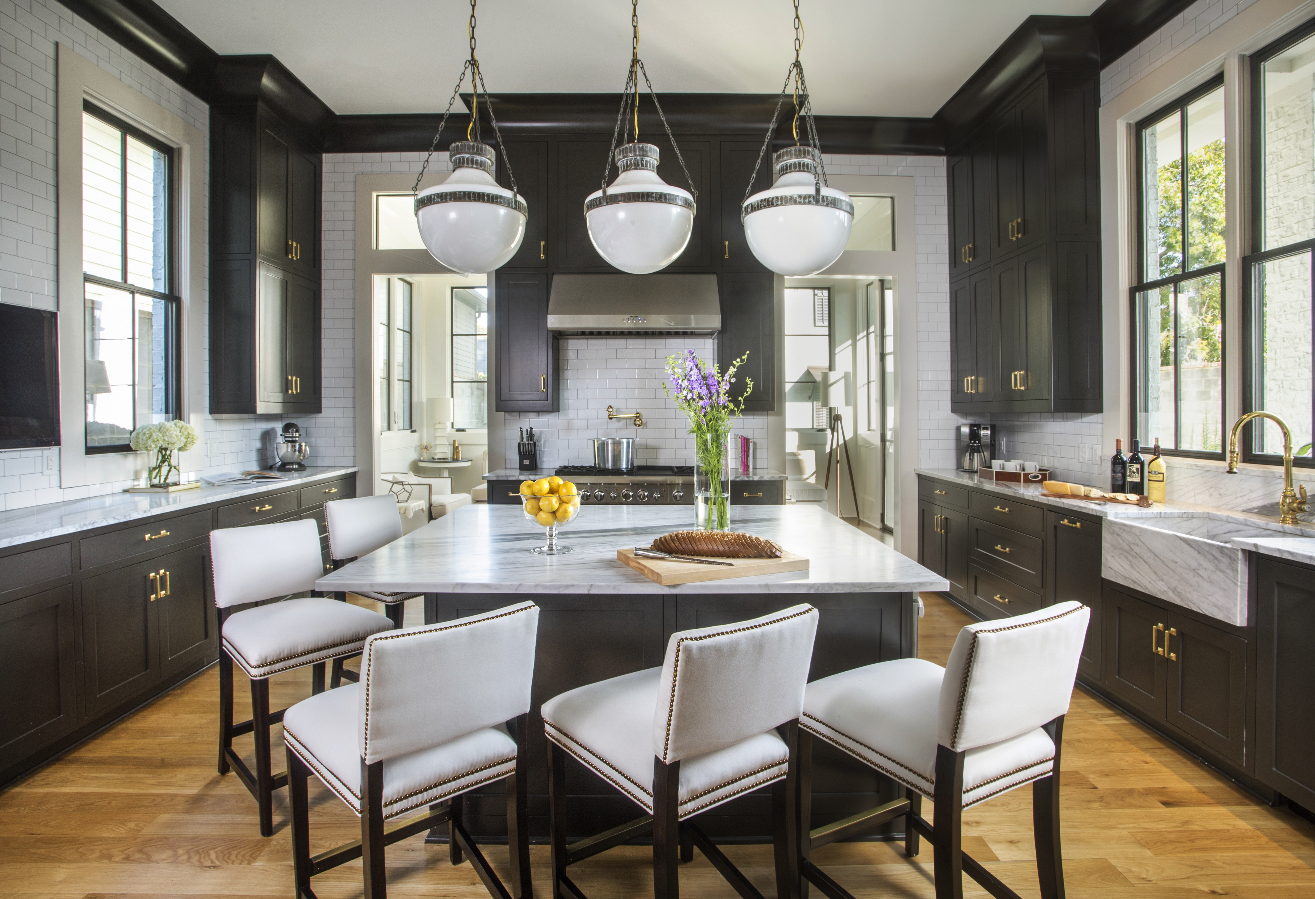 French Twist A New Texas Home Features A Modern Twist On New Orleans Architecture Inregister