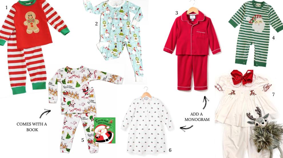Fam Jams Fun And Festive Christmas Pajama Picks For The